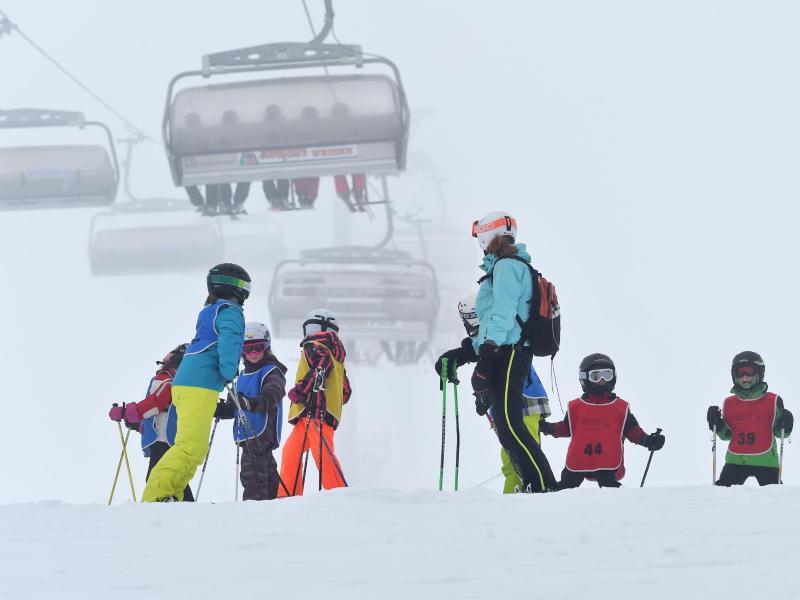 Bild zu Skifahren auf dem Feldberg