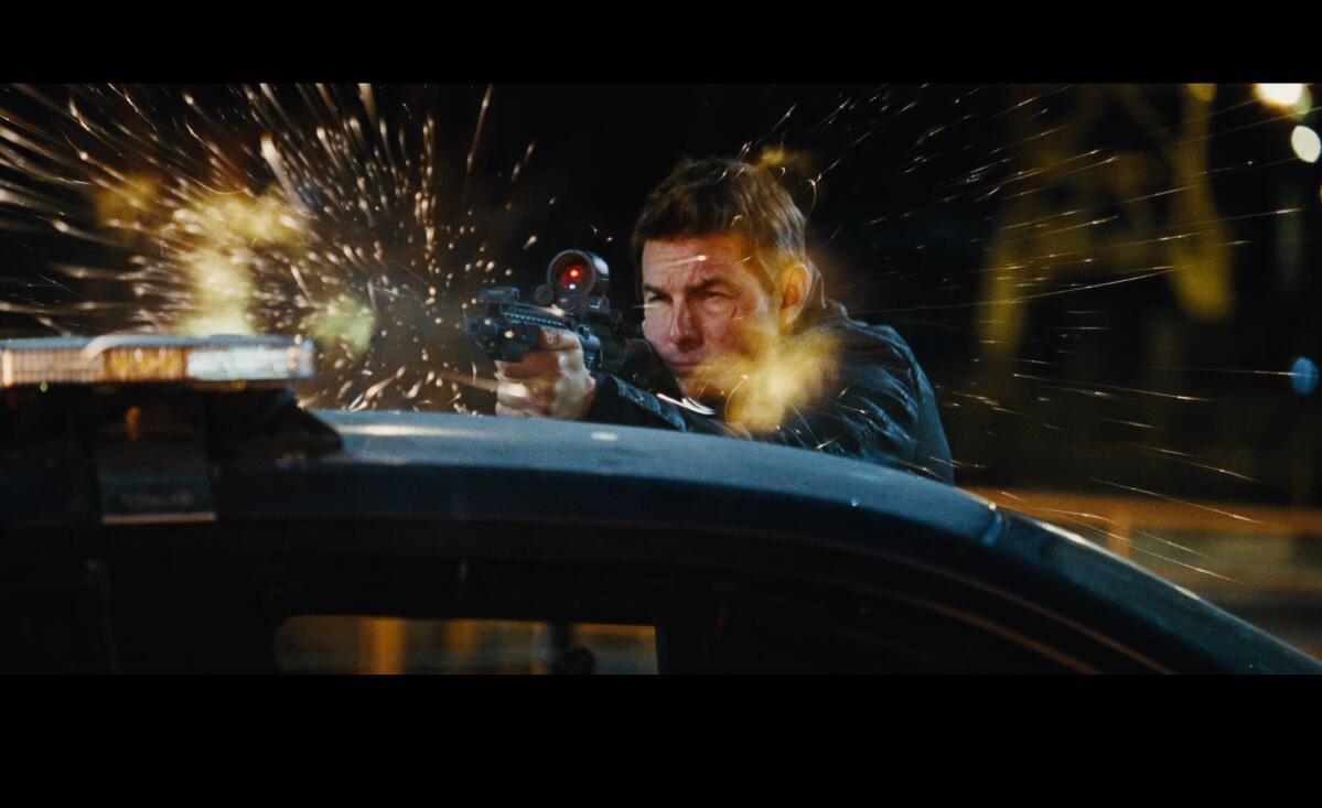 Bild zu Deutscher Trailer zum neuen Action-Kracher mit Tom Cruise.