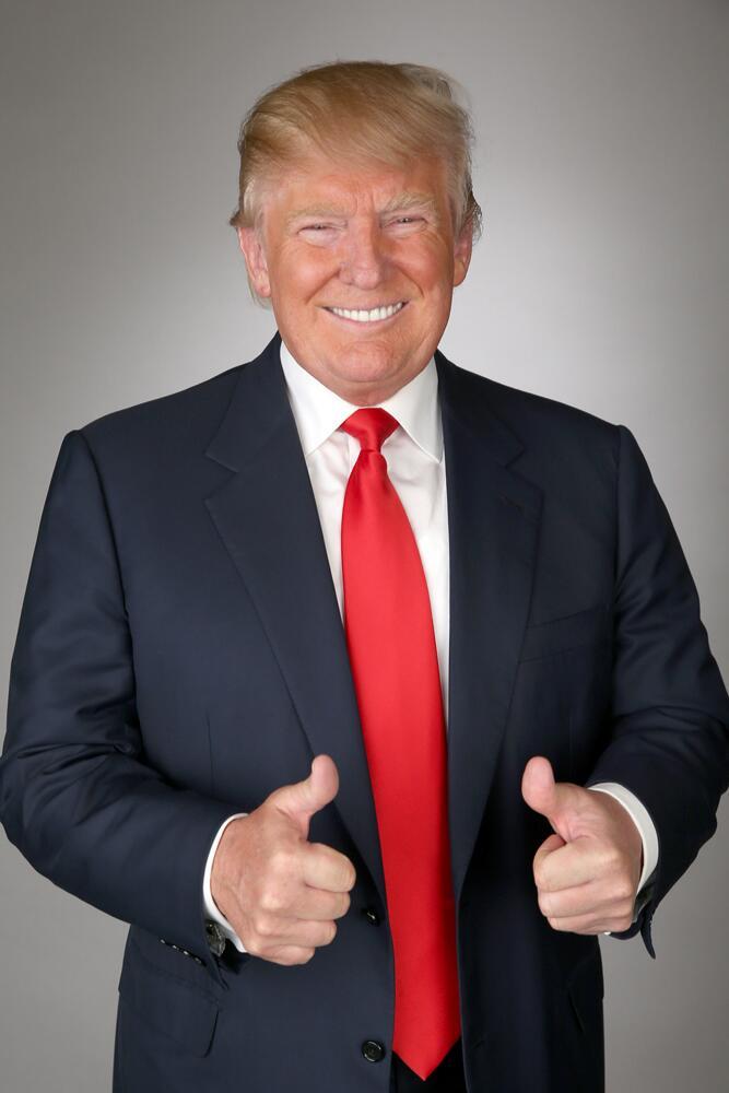 Donald Trump: Steckbrief, Bilder und News