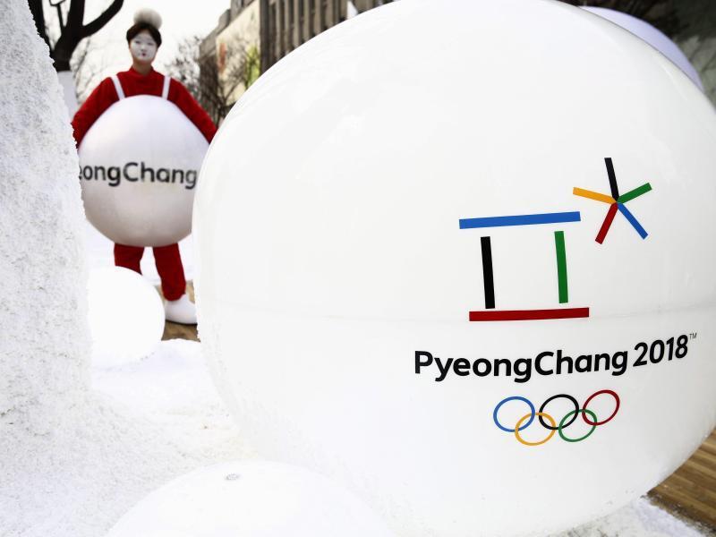 Bild zu Olympia 2018 in Pyeongchang