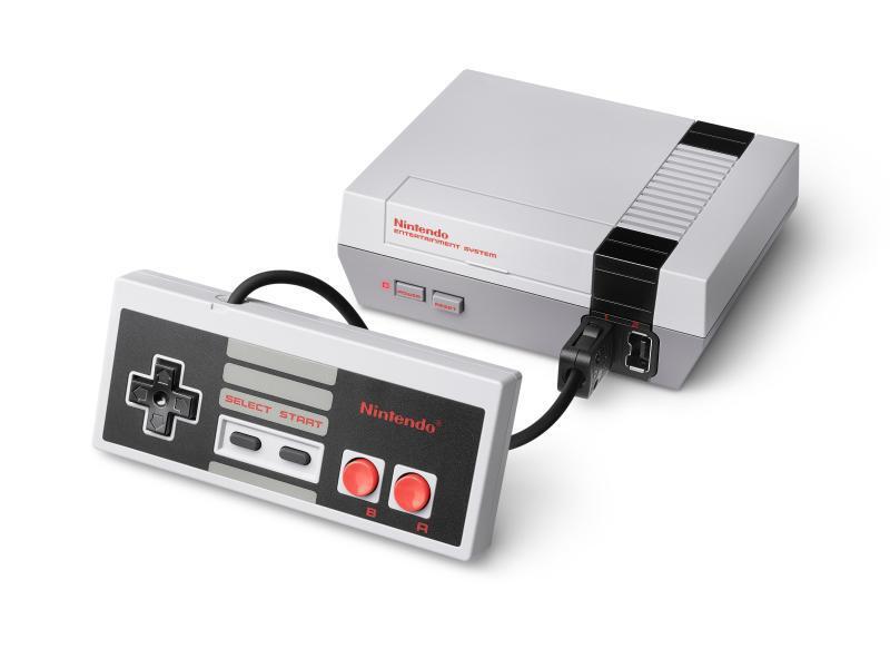 Bild zu Retro-Konsole NESClassic