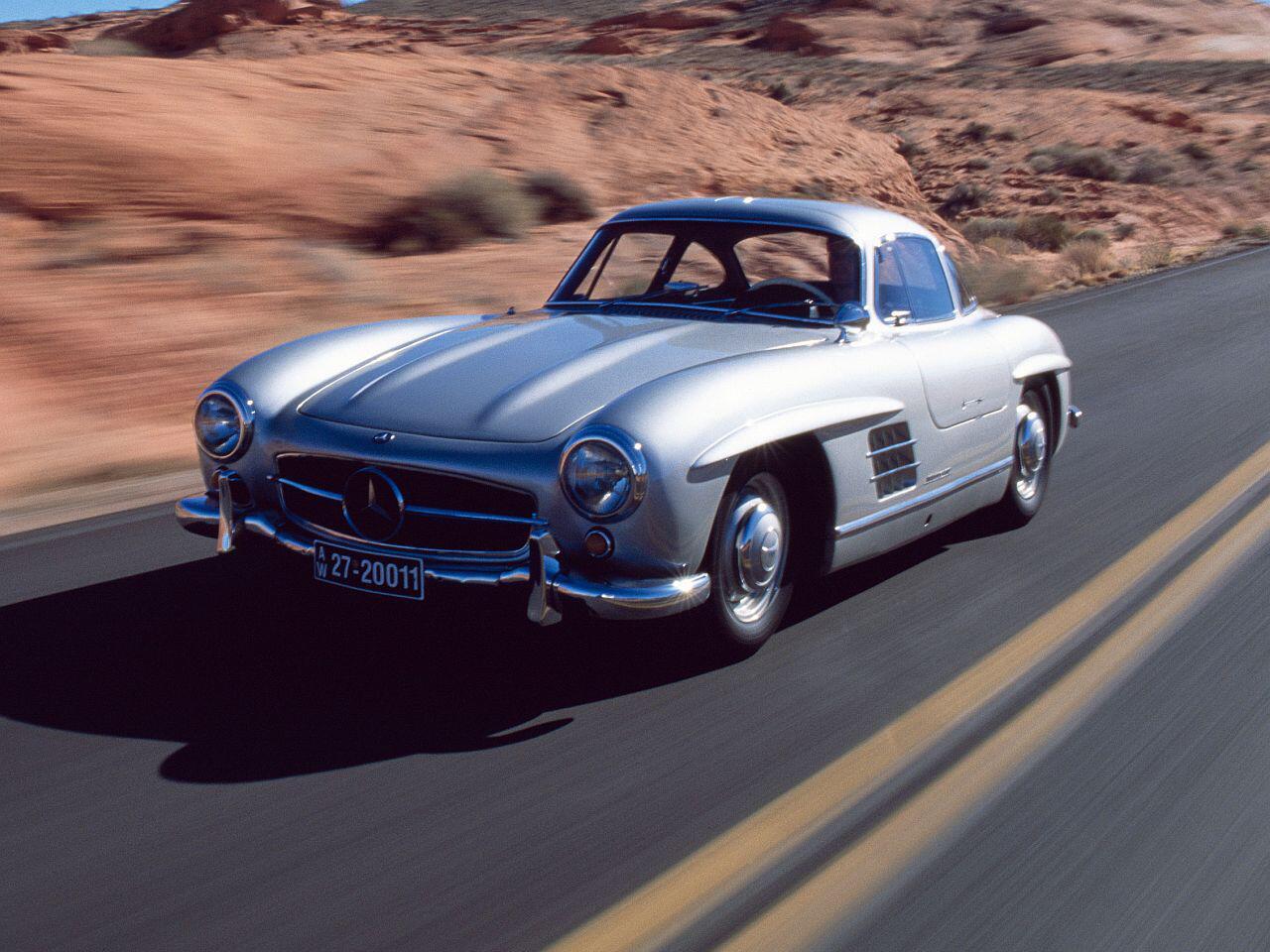 Bild zu Mercedes-Benz SL 300
