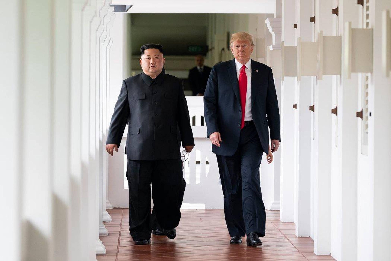 Bild zu US-Außenminister besucht Nordkorea