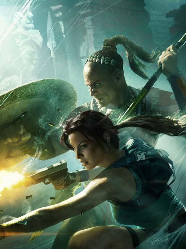 "Bild zu ""Lara Croft and the Guardian of Light"""
