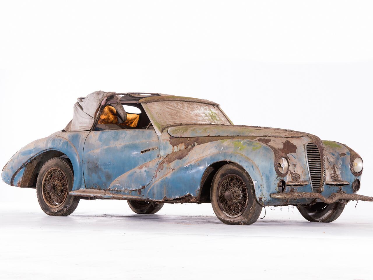 Bild zu 1948 Delahaye 135 M Cabriolet Faget-Varnet