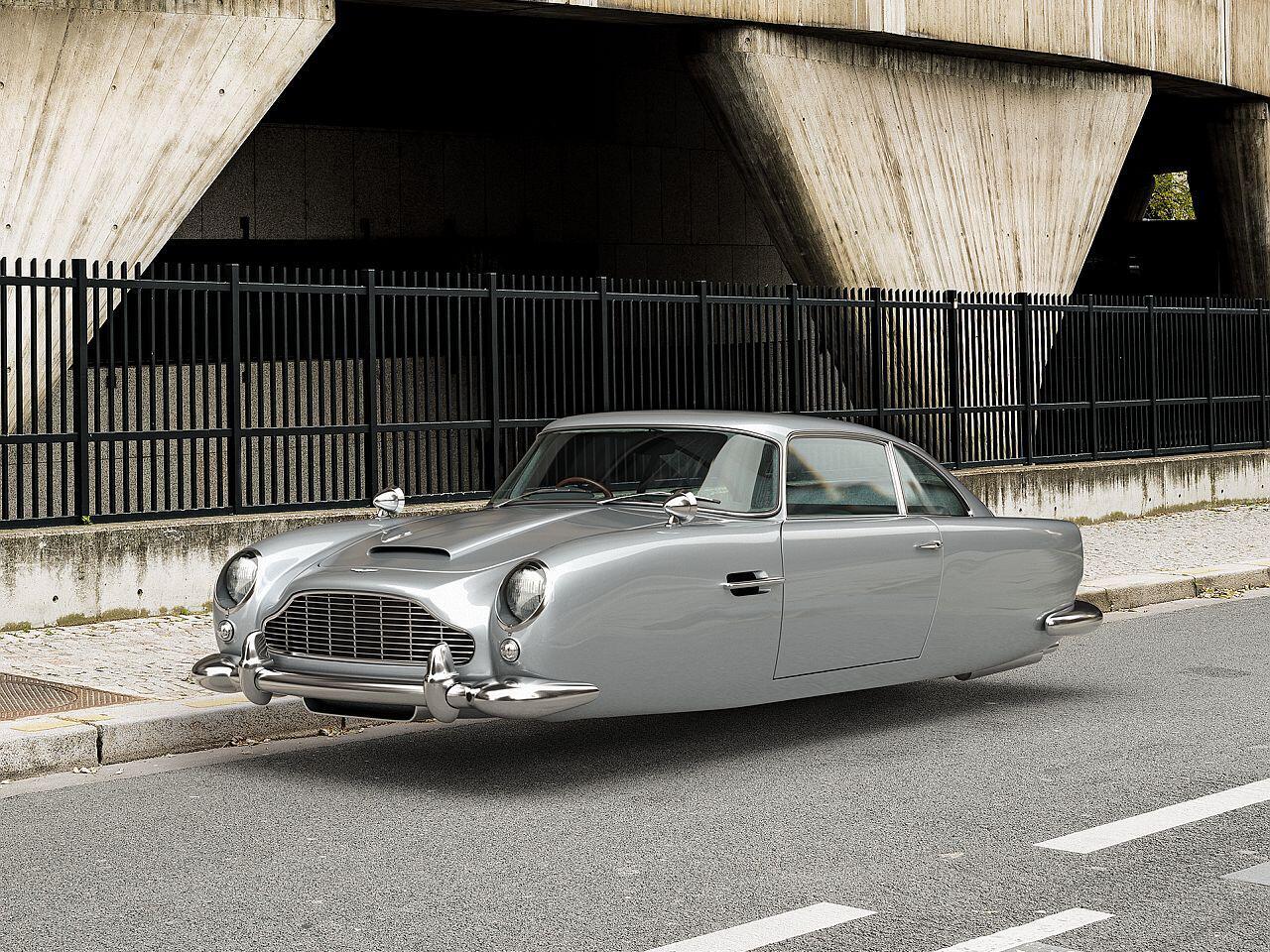 Bild zu Aston Martin