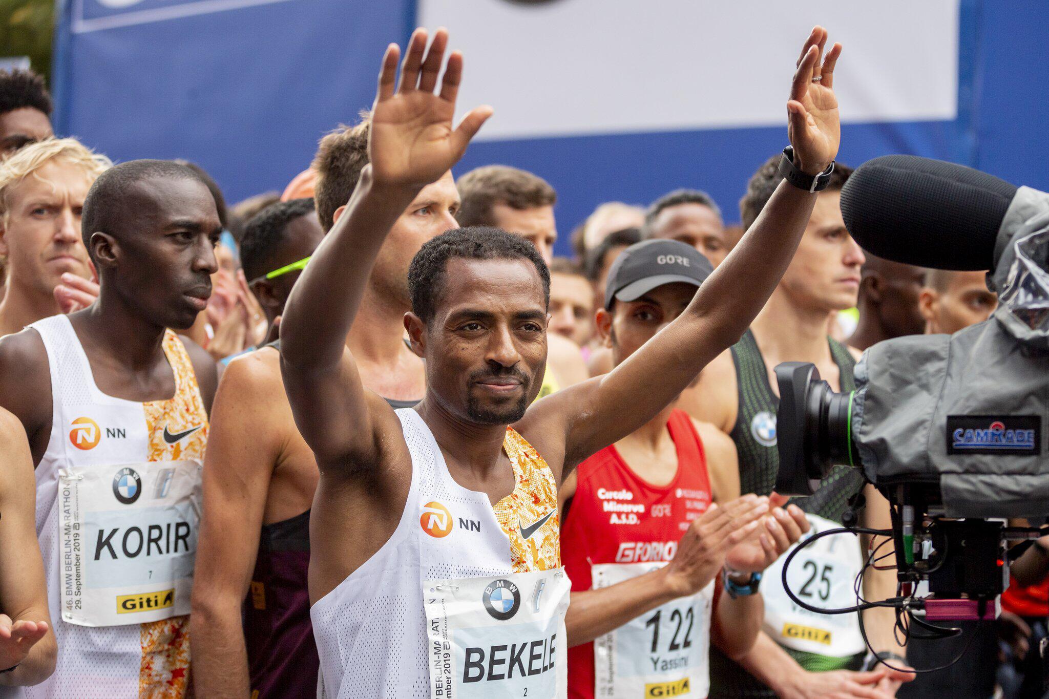 Bild zu Berlin Marathon 2019