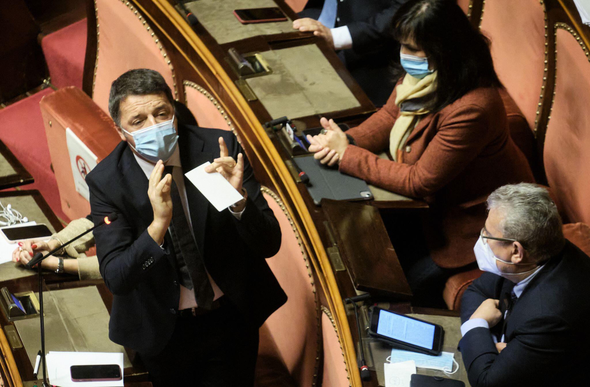 Bild zu Italiens Senat stimmt über Haushalt für 2021 ab