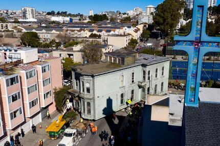 San Francisco, Haus
