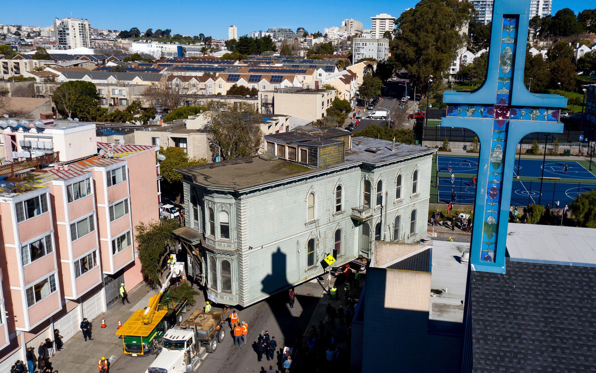 Bild zu San Francisco, Haus