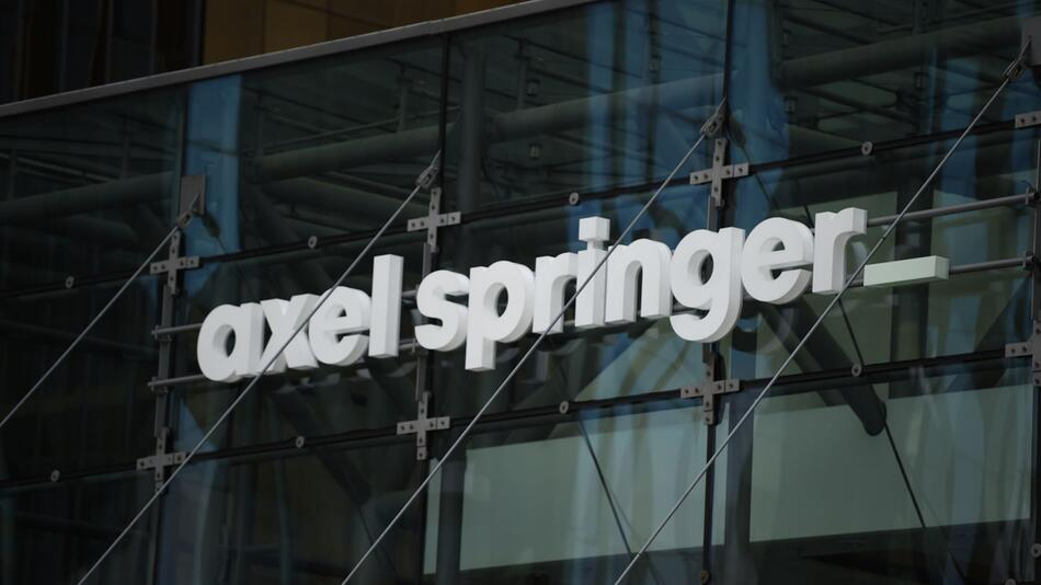 Medienkonzern Axel Springer