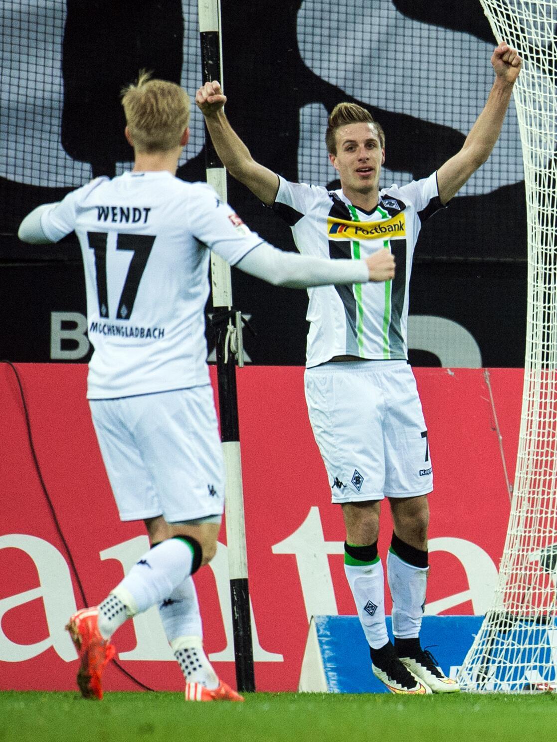 Bild zu Bundesliga: die Ergebnisse und die Tabelle des 25. Spieltags