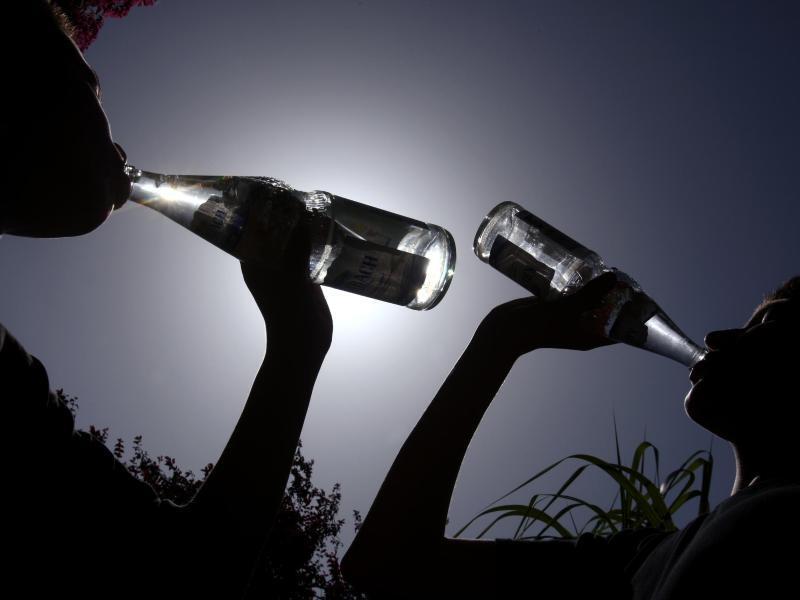 Der Einfluss des Alkohols je nach der Anzahl