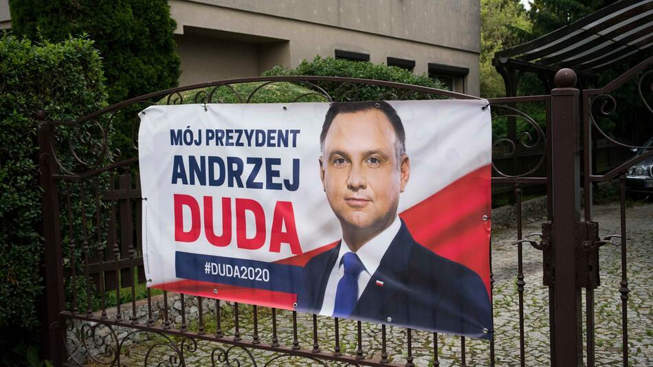 Vor den Präsidentschaftswahlen in Polen
