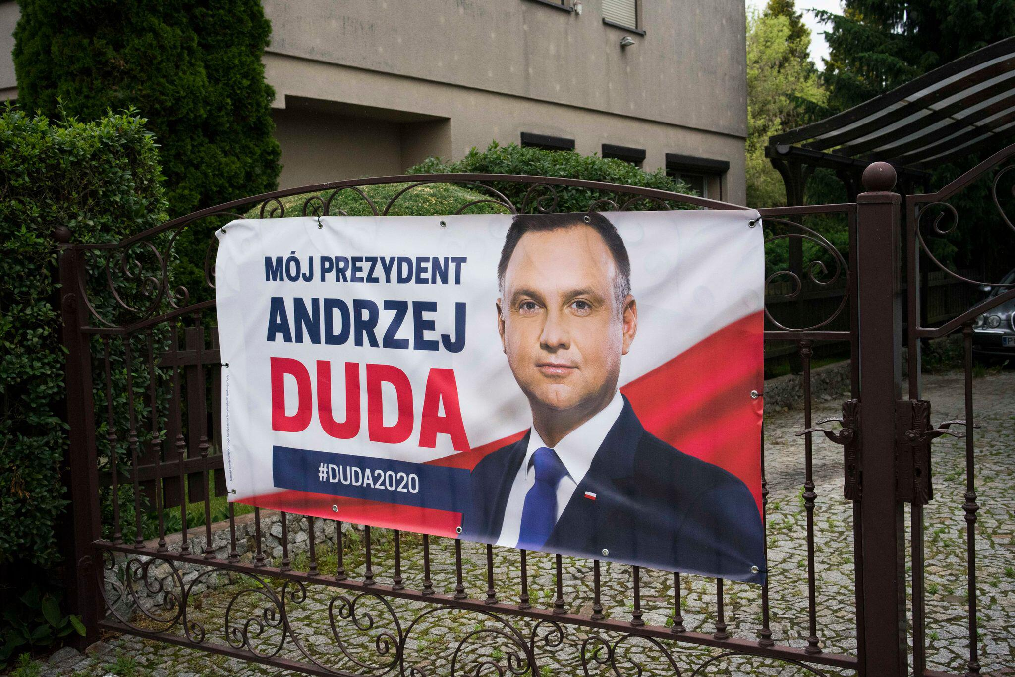 Bild zu Vor den Präsidentschaftswahlen in Polen