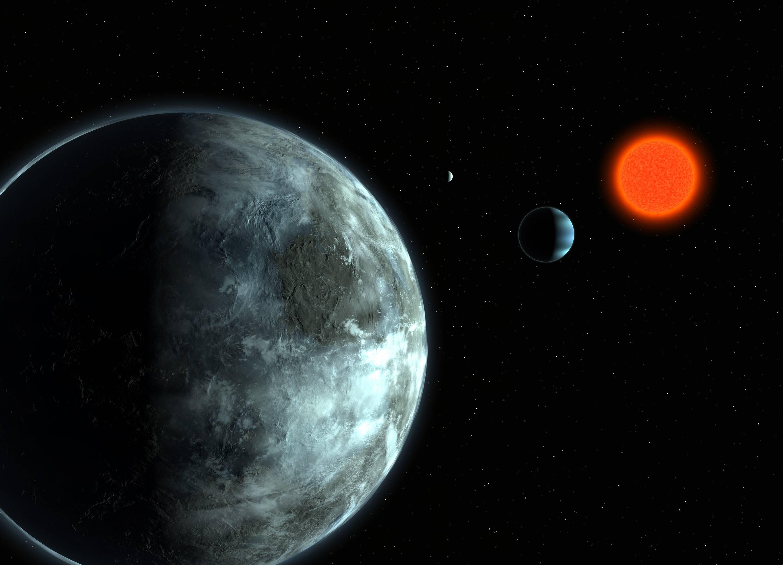 Bild zu Erde