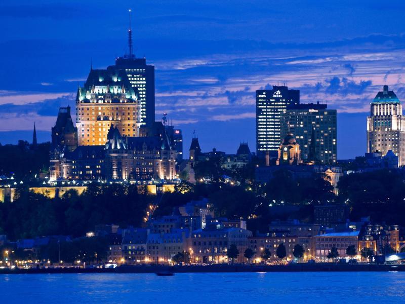 Bild zu Stadtzentrum von Québec City