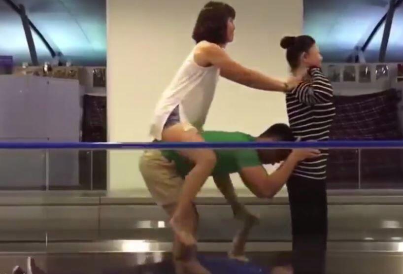 Bild zu Langeweile am Flughafen?