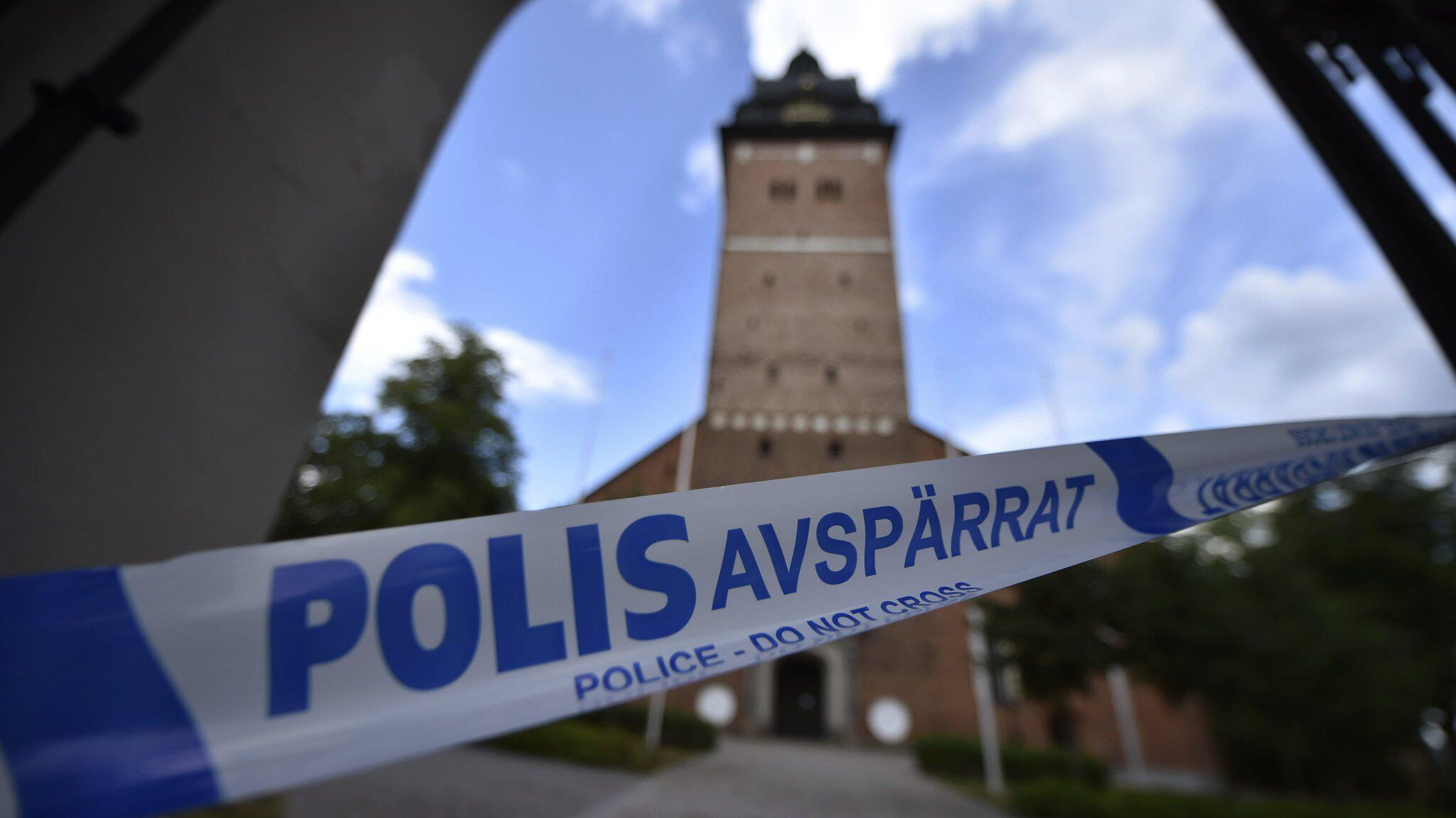 Bild zu Unbekannte stehlen Kronjuwelen in Schweden