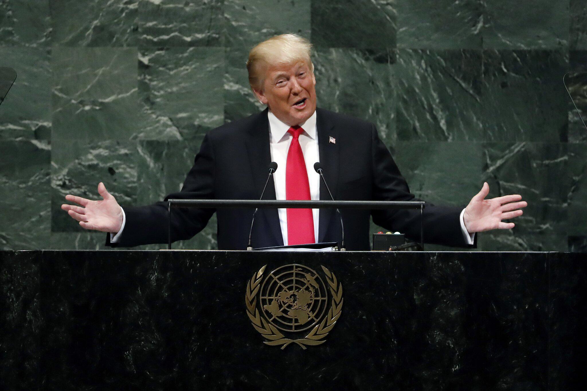Bild zu Generaldebatte der UN- Vollversammlung