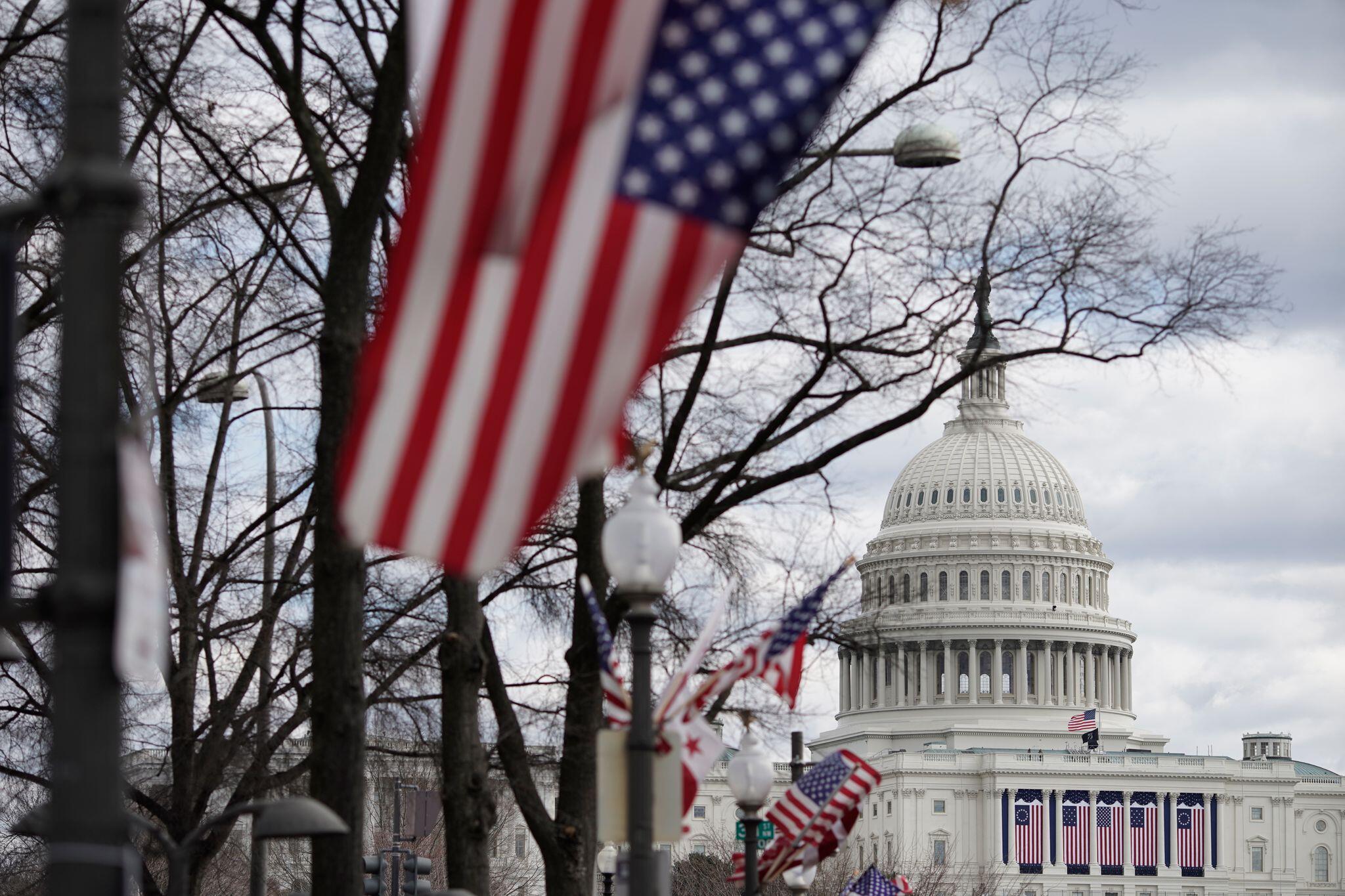 Bild zu Vor Amtseinführung des designierten US-Präsidenten Biden
