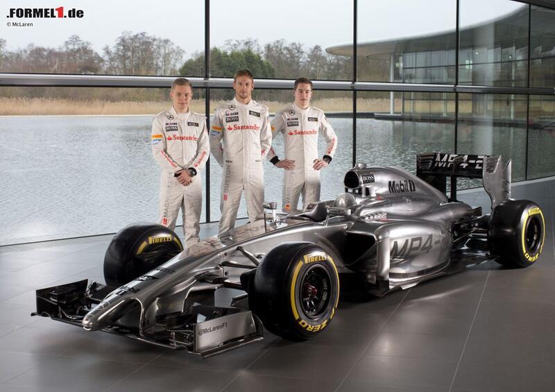 Bild zu McLaren
