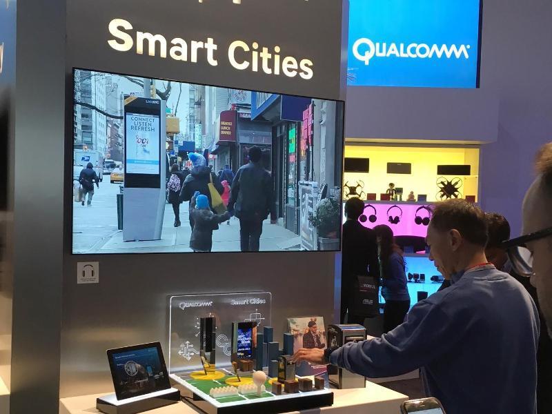 Bild zu Smart Cities