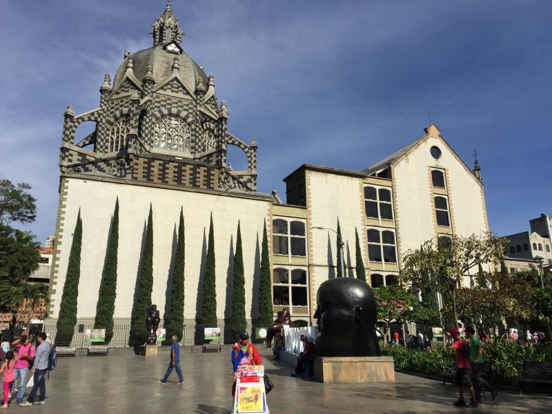 Bild zu Plaza Botero