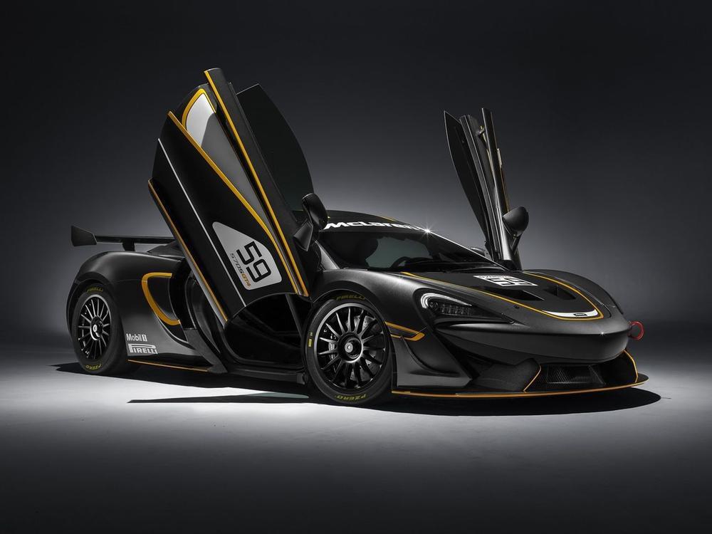 Bild zu McLaren 570S GT4