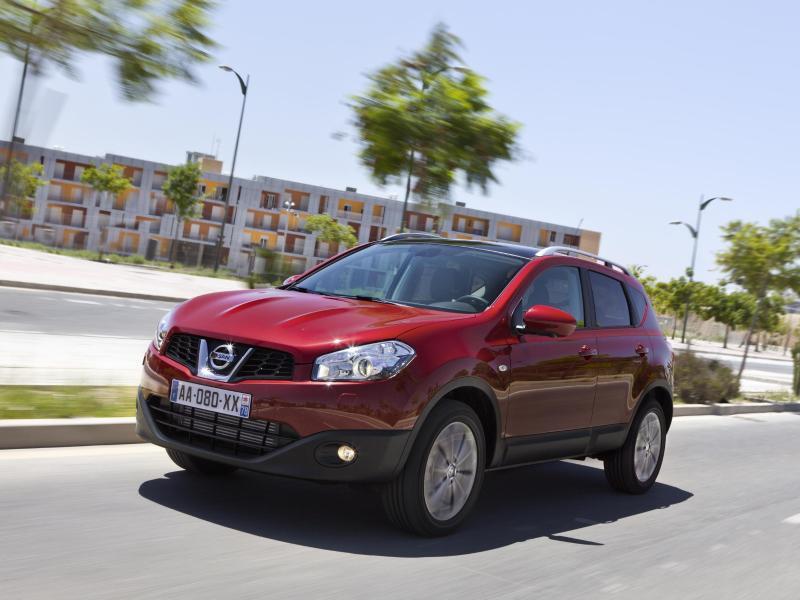 Bild zu Nissan Qashqai