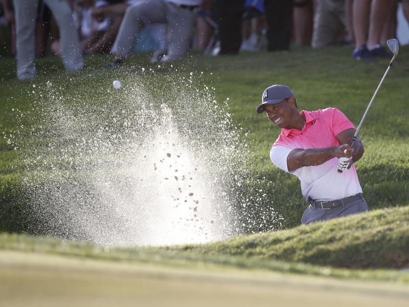 Bild zu Golf-Superstar