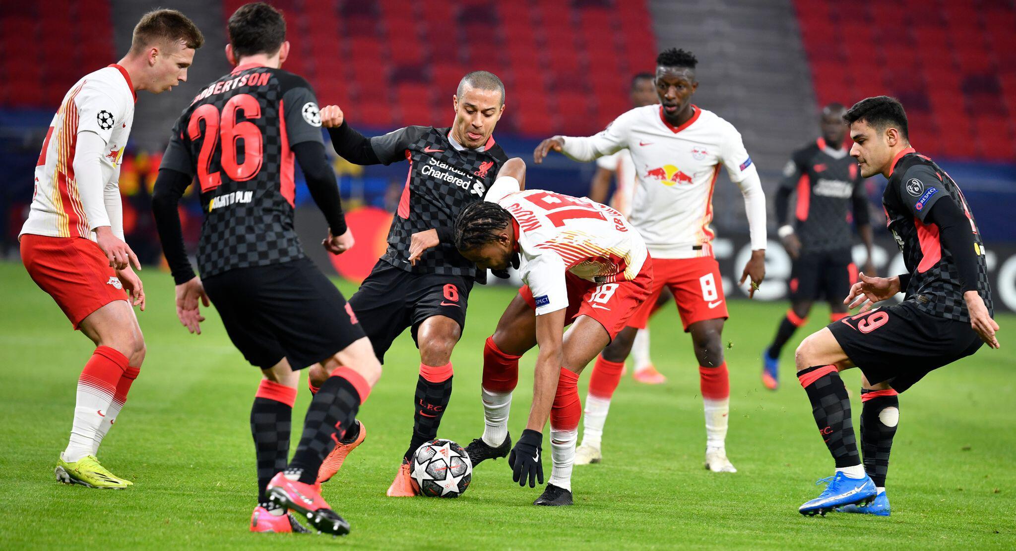 Bild zu RB Leipzig - FC Liverpool