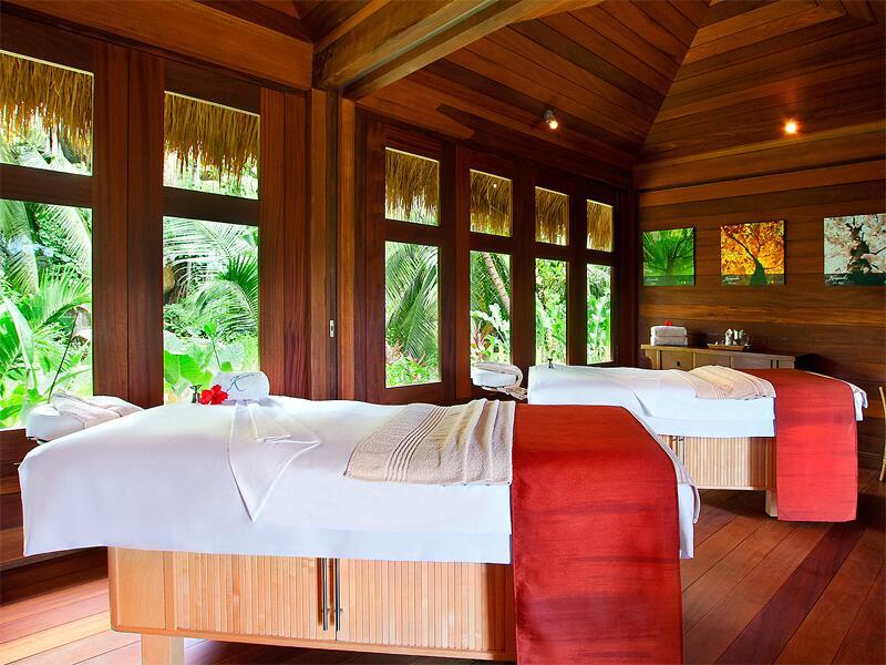 "Bild zu Wellness im ""Kempinski Seychelles Resort"""