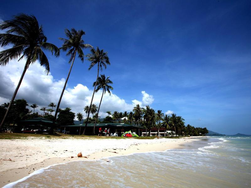 Bild zu Thailändische Insel Koh Samui