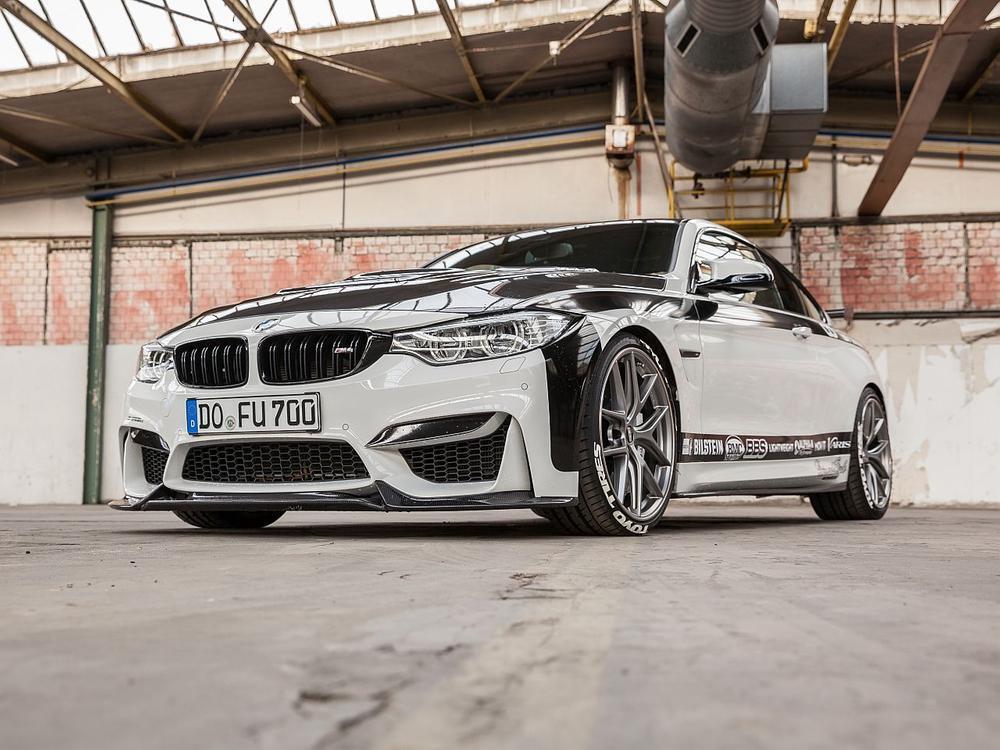 Bild zu BMW M4 von Carbonfiber Dynamics