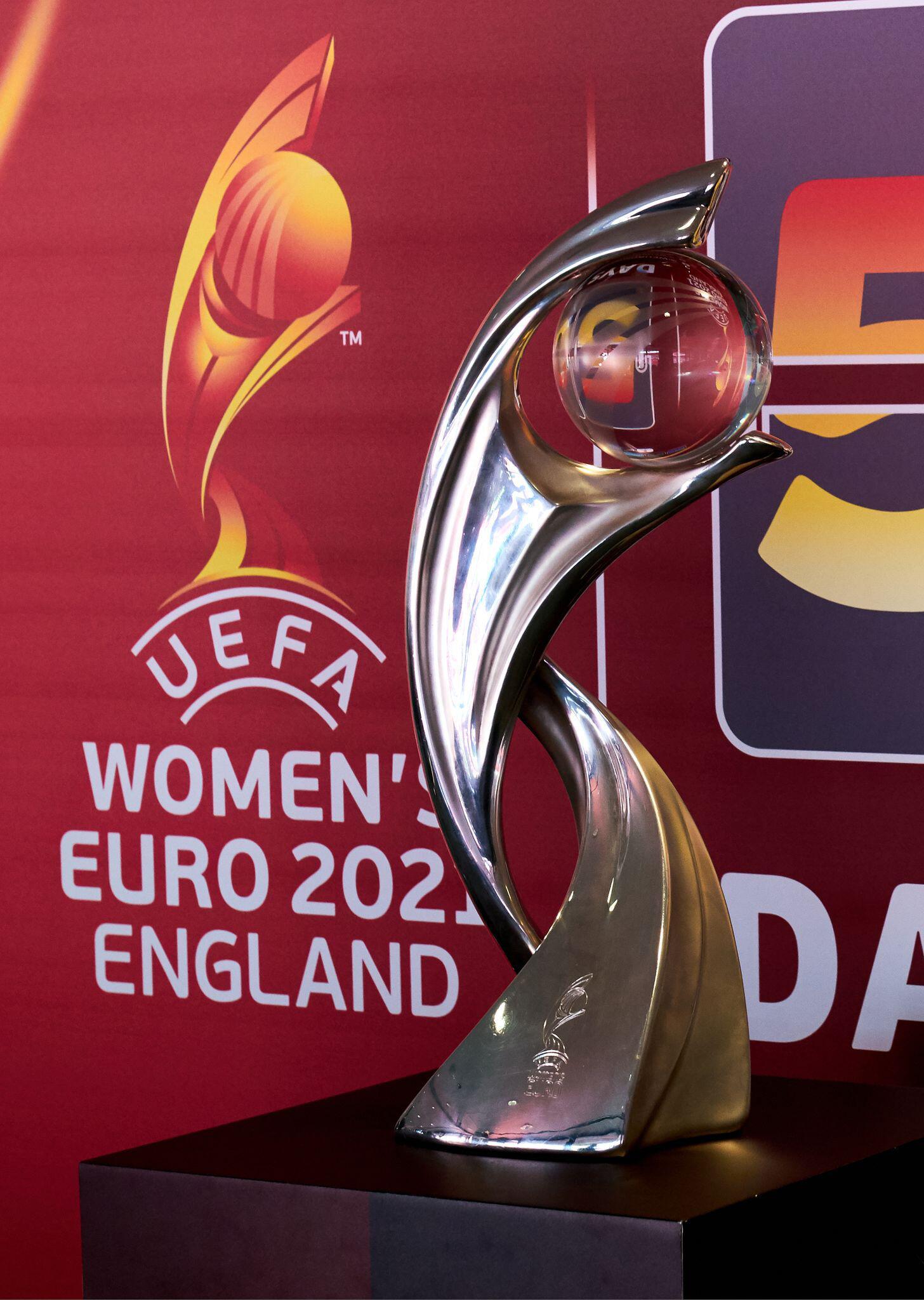 Bild zu UEFA:Frauenfußball-EM in England im Sommer 2022