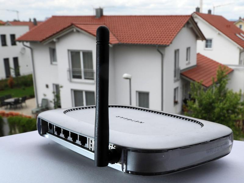Bild zu WLAN-Router