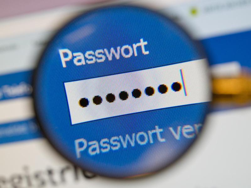 Bild zu Auf gute Passwörter achten