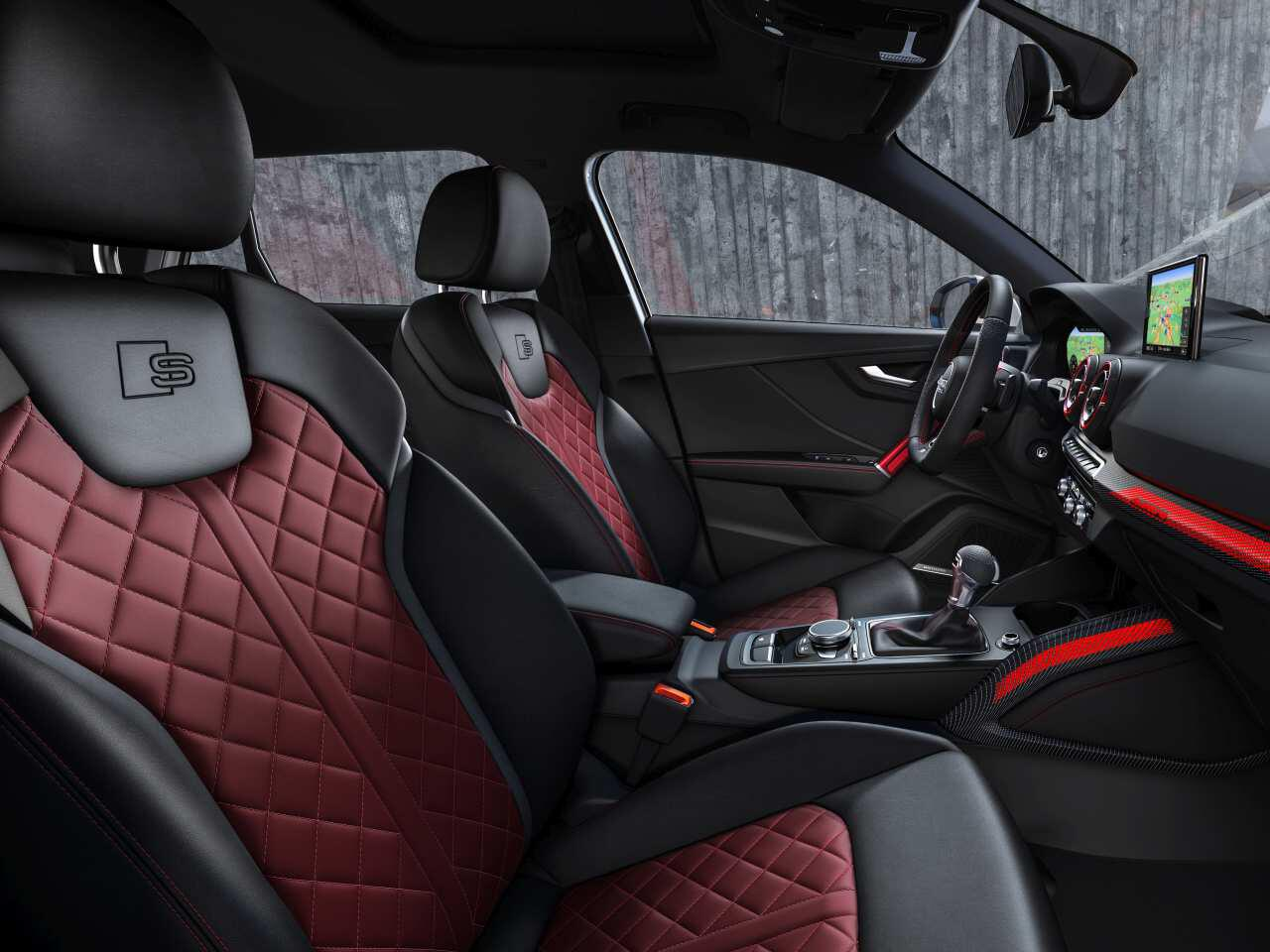 Bild zu Audi SQ2 Innenraum