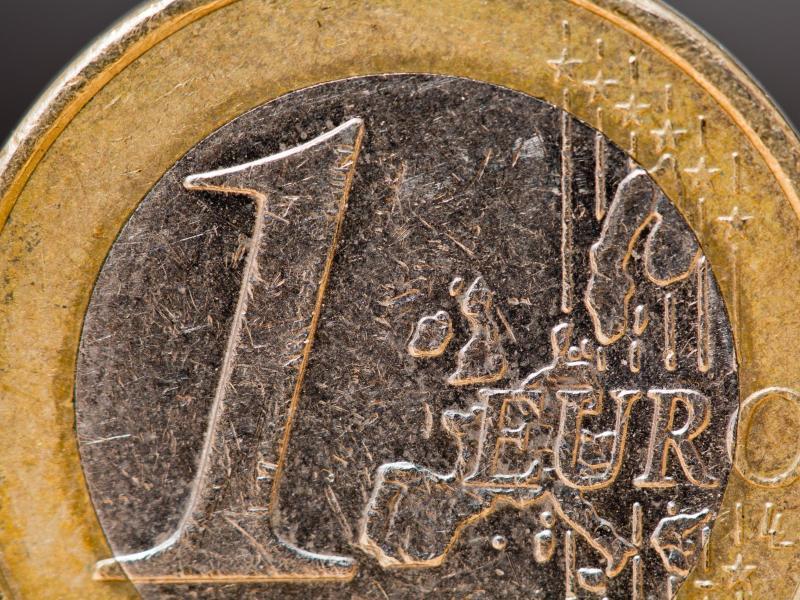 Bild zu Euro-Münze