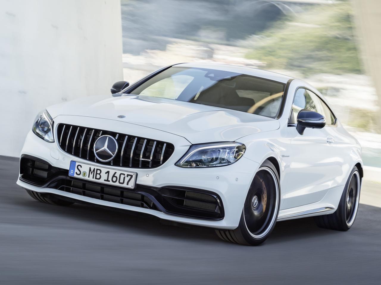 Bild zu Mercedes-AMG C63 Facelift
