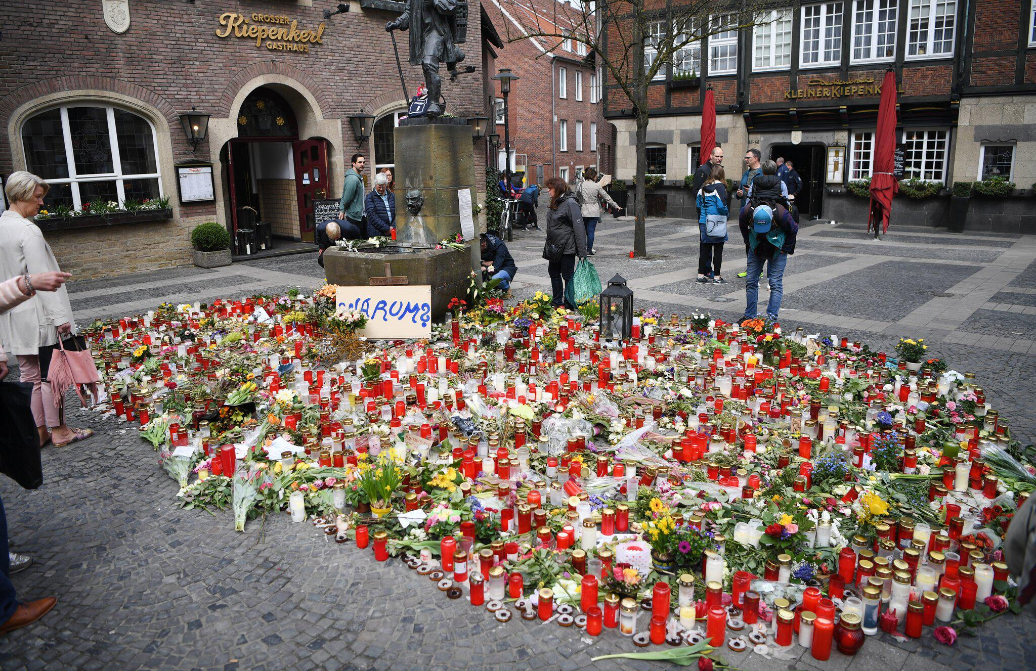 Bild zu Münster nach der Amokfahrt