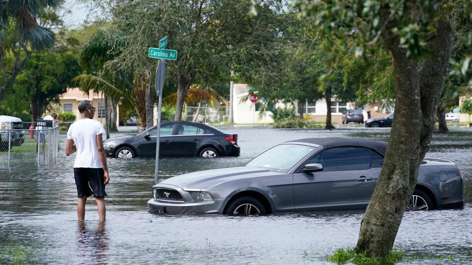 Tropensturm «Eta» - USA