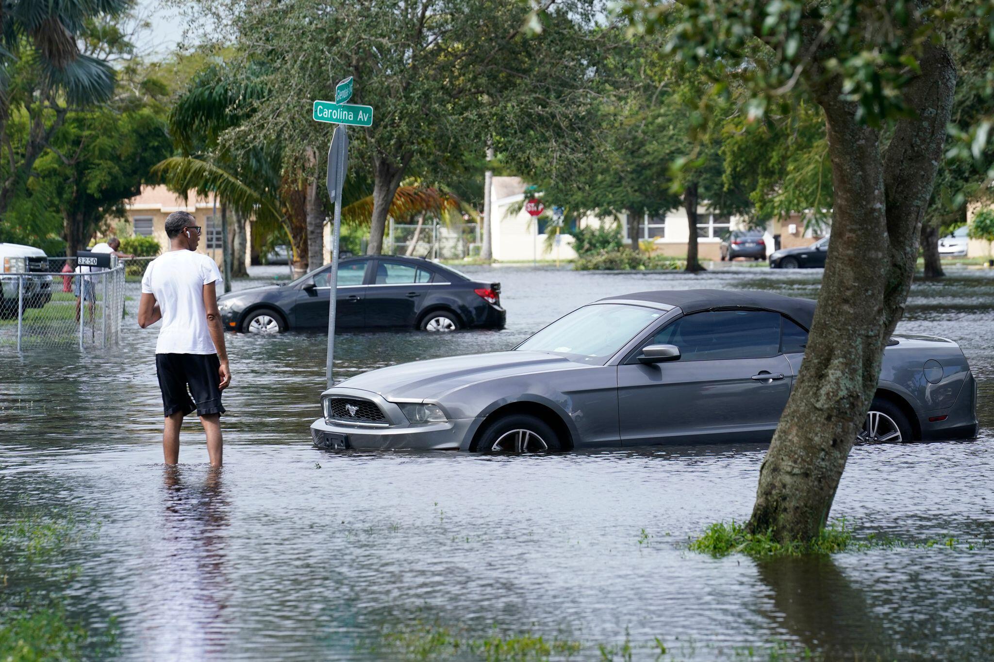Bild zu Tropensturm «Eta» - USA
