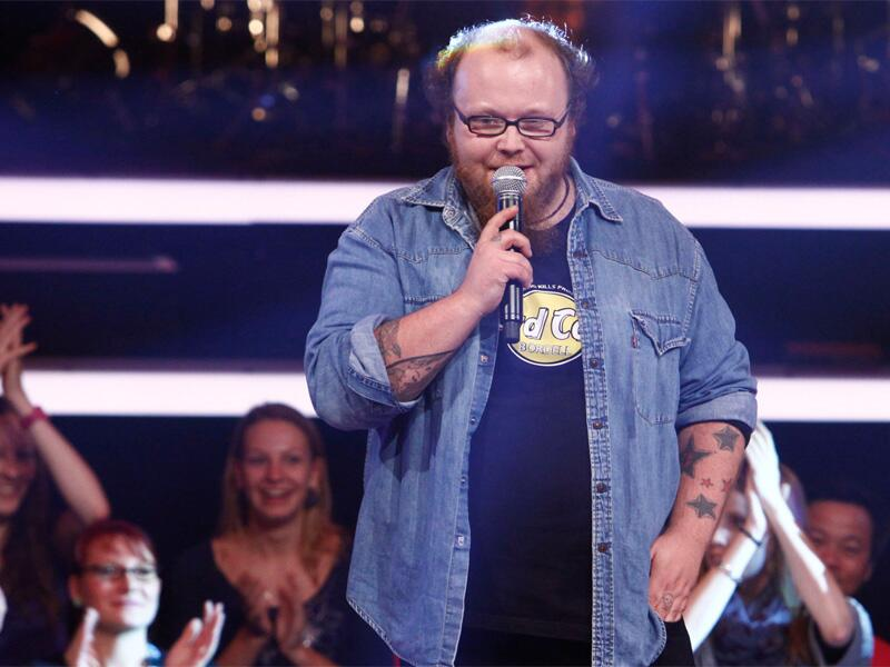 Bild zu The Voice of Germany Andreas Kümmert