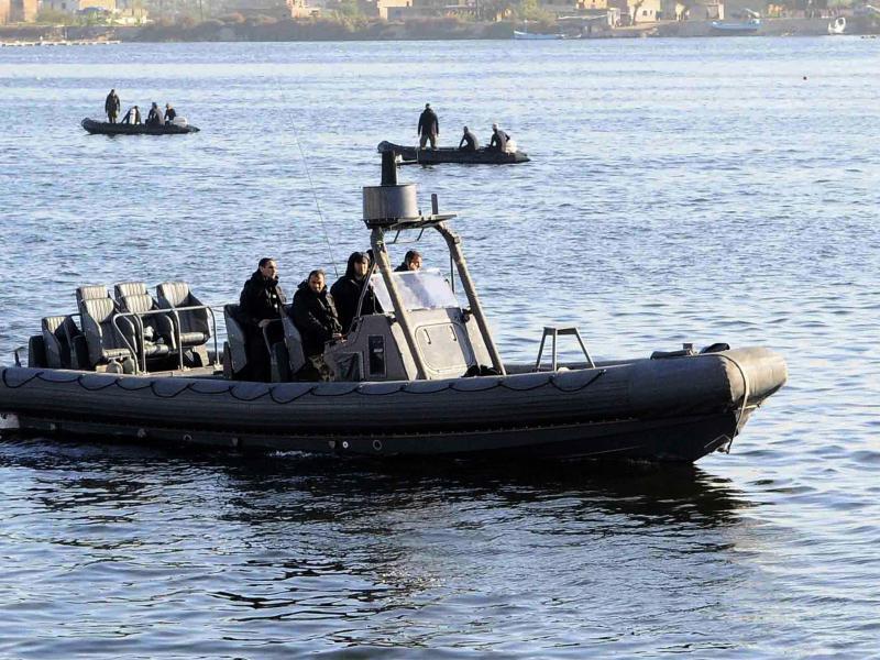 Bild zu Polizeiboot