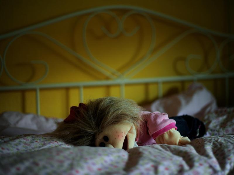 Bild zu Puppe