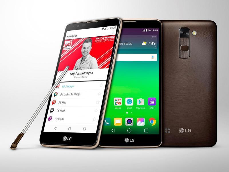 Bild zu LG packt Digitalradio ins Smartphone