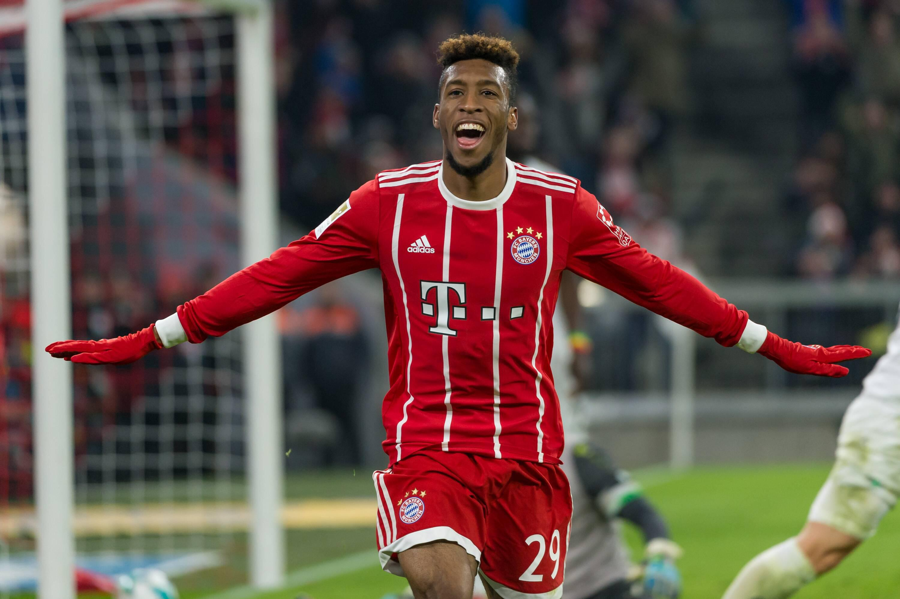 kingsley coman kaufoption