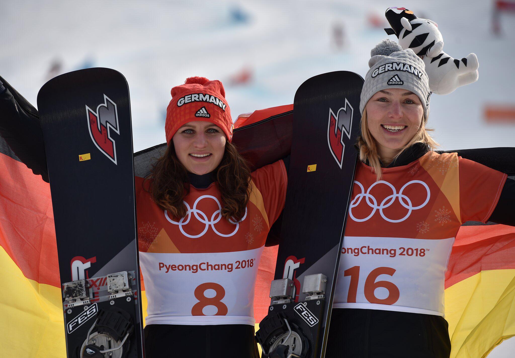 Bild zu Pyeongchang 2018, Snowboard